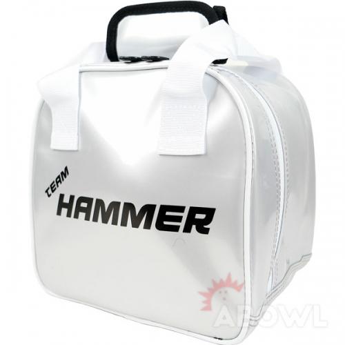 햄머 에나멜 1볼미니백(실버)